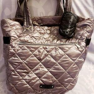 Calvin Klien Reversible Tote Handbag